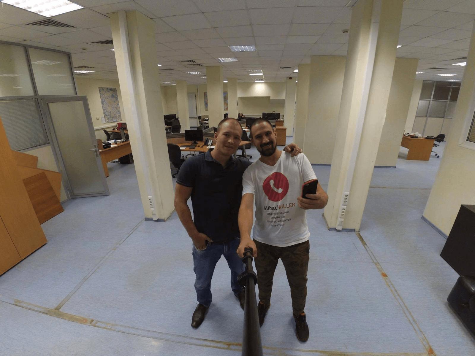 Илья Исерсон и Алексей Молчанов