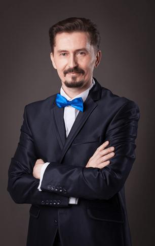 Владелец студии «ЛИК-медиа» Валентин Мирошниченко