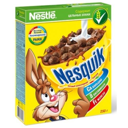 """Кролик, поедающий шарики """"Несквик"""""""