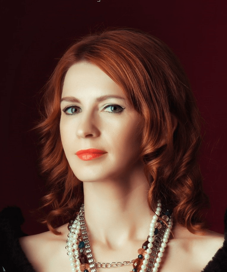 Журналист-редактор Виктория Кучинова