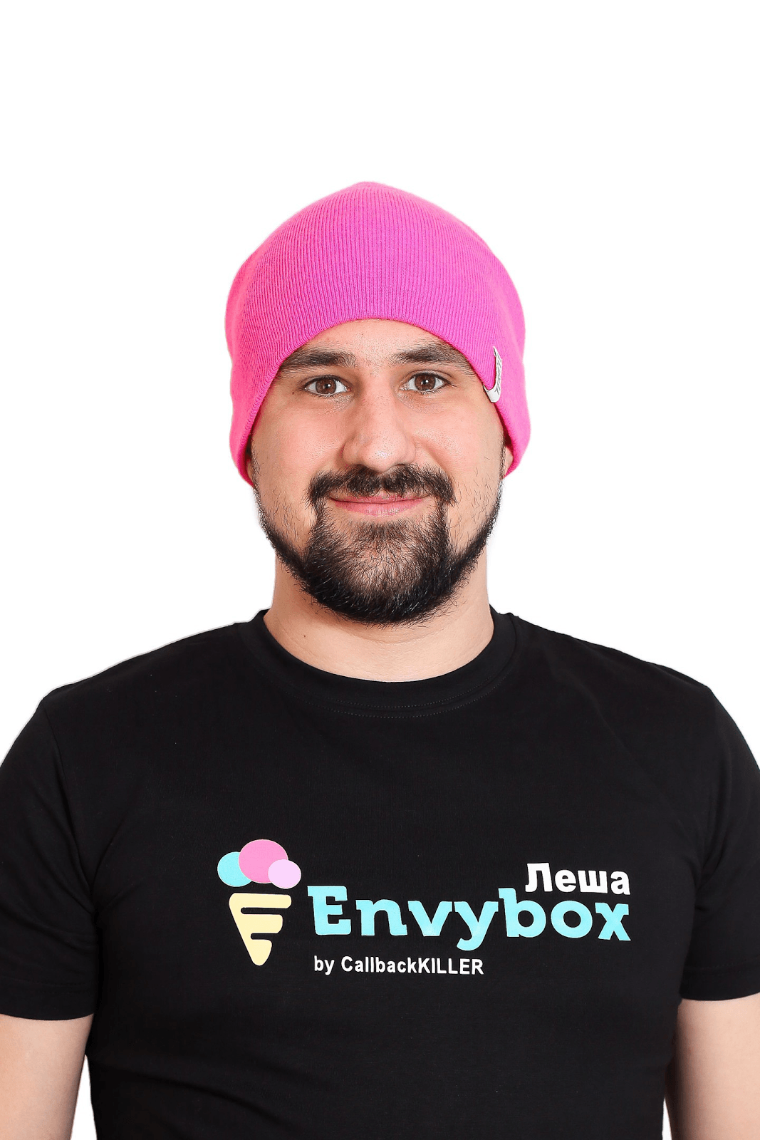 Основатель компании Envybox by Callbackkiller Алексей Молчанов