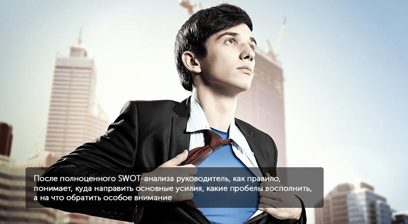 Что такое SWOT-анализ бизнеса и как с ним работать