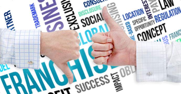 Преимущества и недостатки бизнеса по франшизе