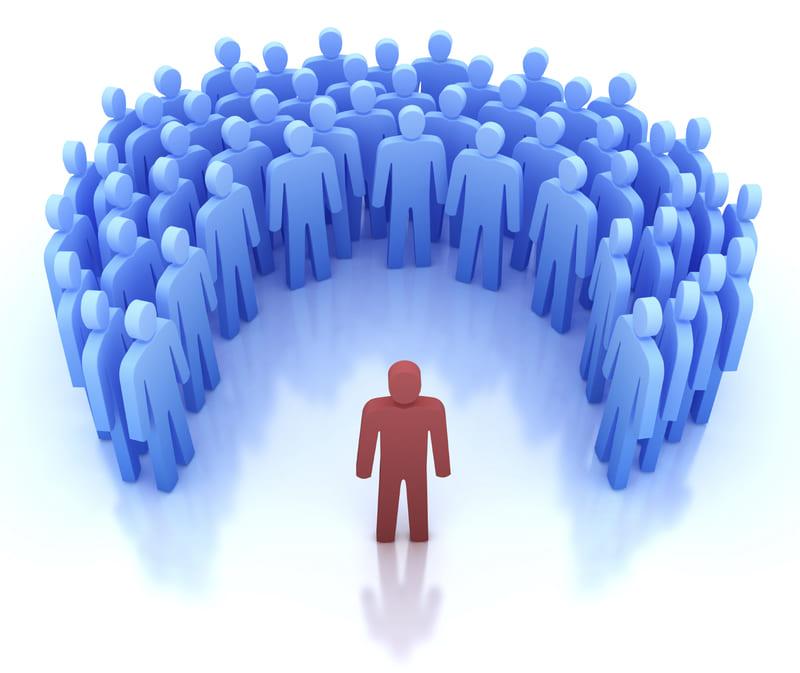 Соберите холодную информацию о потенциальных клиентах
