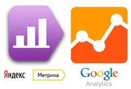 Подключение системы аналитики