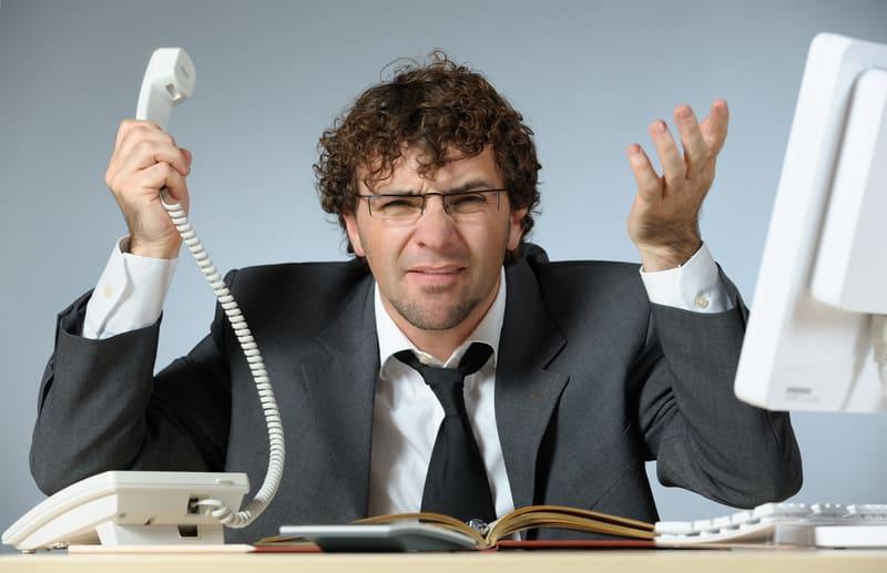 Сложность работы с возражениями в продажах по телефону