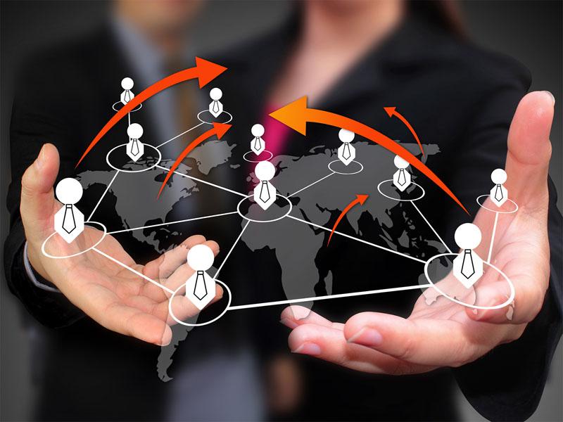 Последовательные этапы взаимодействия с клиентом