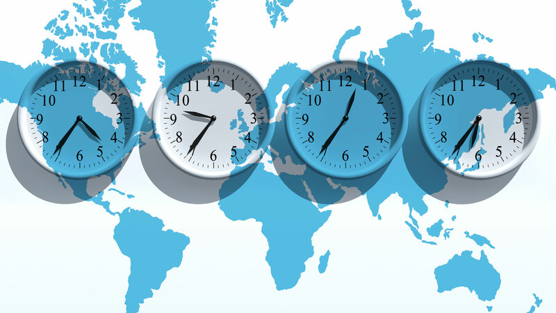 Время клиента
