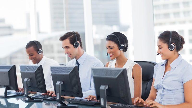 Привлечение сторонних компаний для выполнения обзвонов