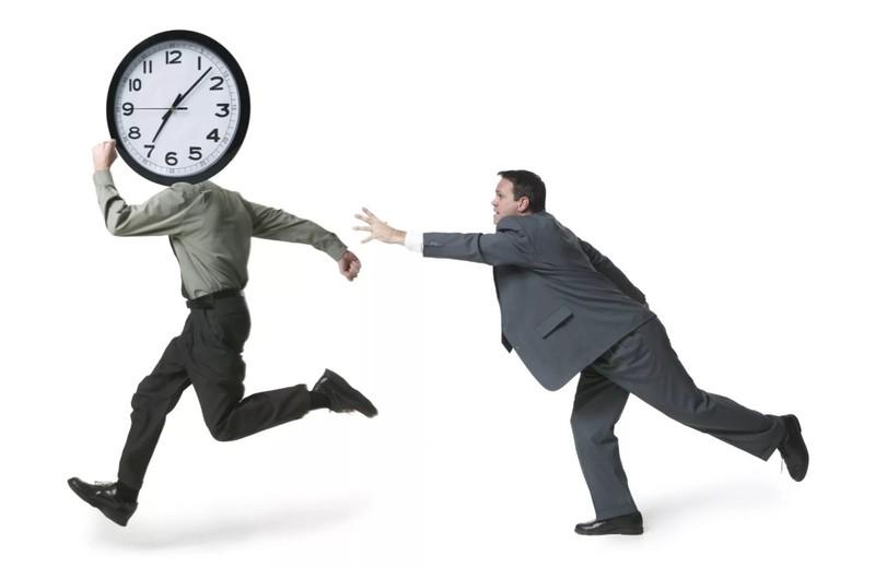 У меня нет времени