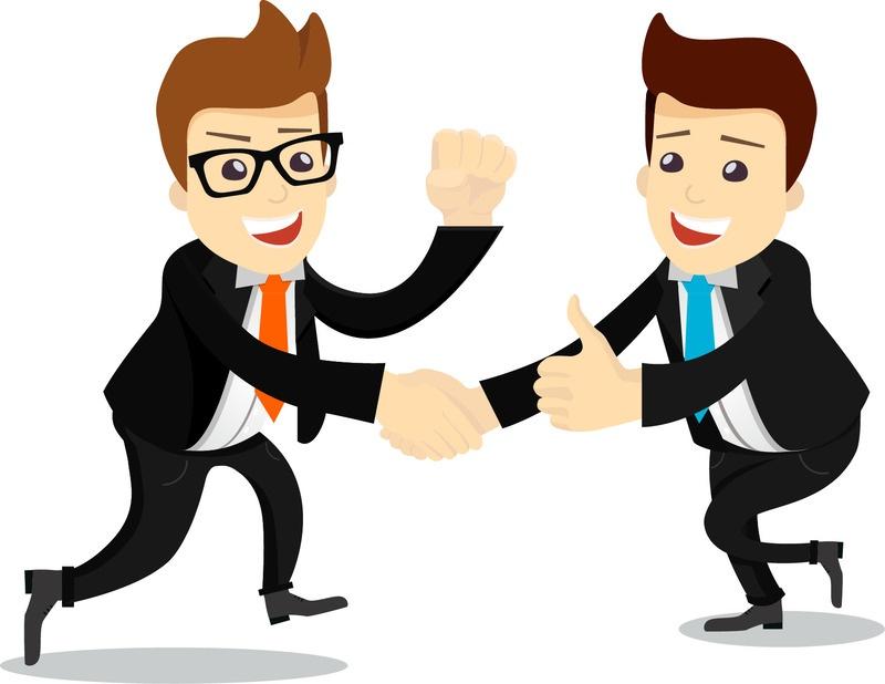 Установление контакта с клиентом