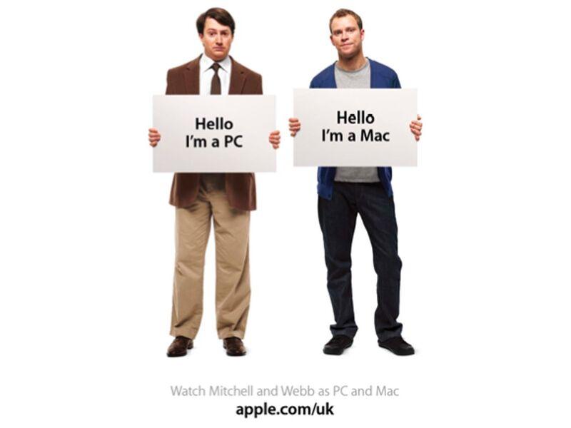 Apple: Get a Mac
