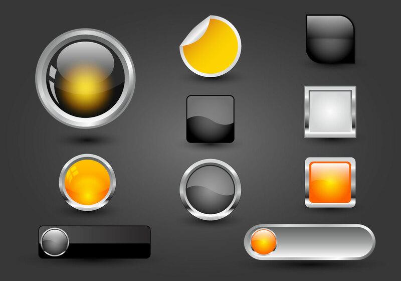 Внешний вид функциональных кнопок