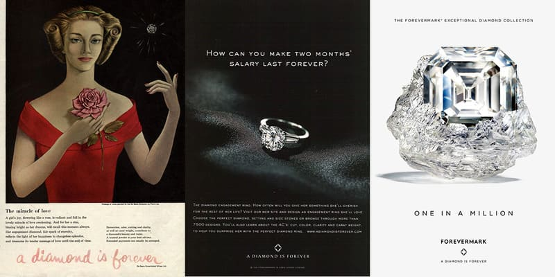 De Beers: A Diamond is Forever