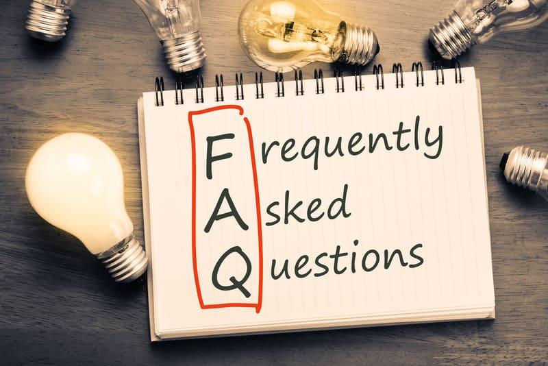 Поводов для обращения к разделу FAQ может быть несколько