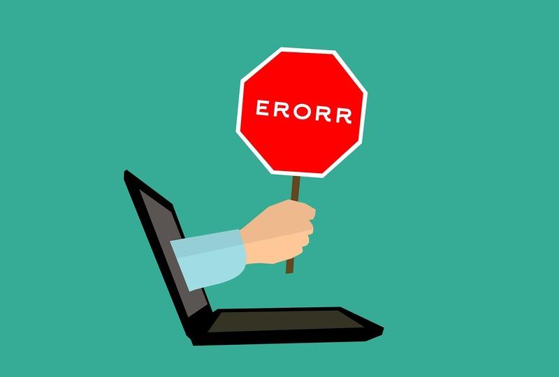 Возможные ошибки при работе с CRM
