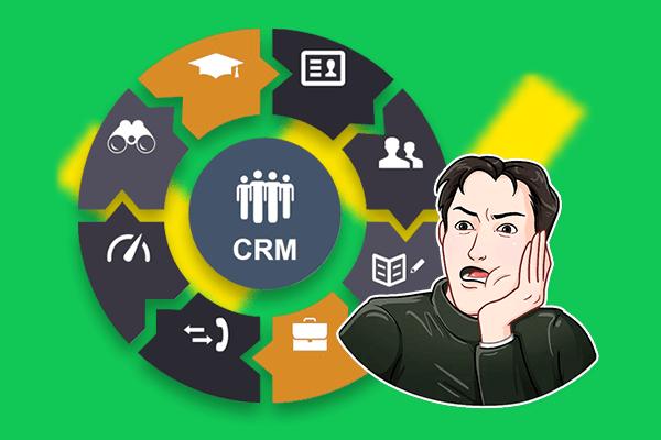 Задачи CRM системы