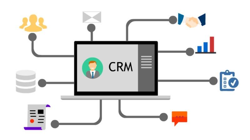 Какие основные задачи решает CRM-система