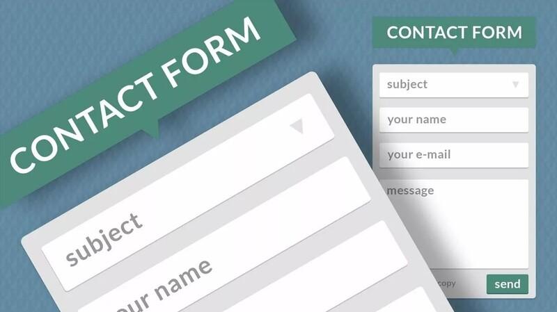 Несколько форм, которые вы должны встроить в свой сайт