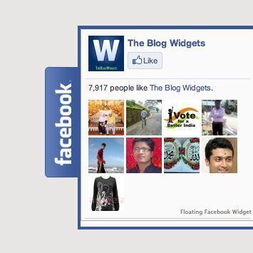 Как добавить виджет Facebook на сайт