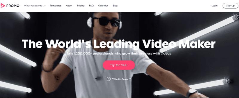 Сайт promo.com