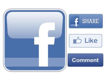 Как установить виджет Facebook на сайт