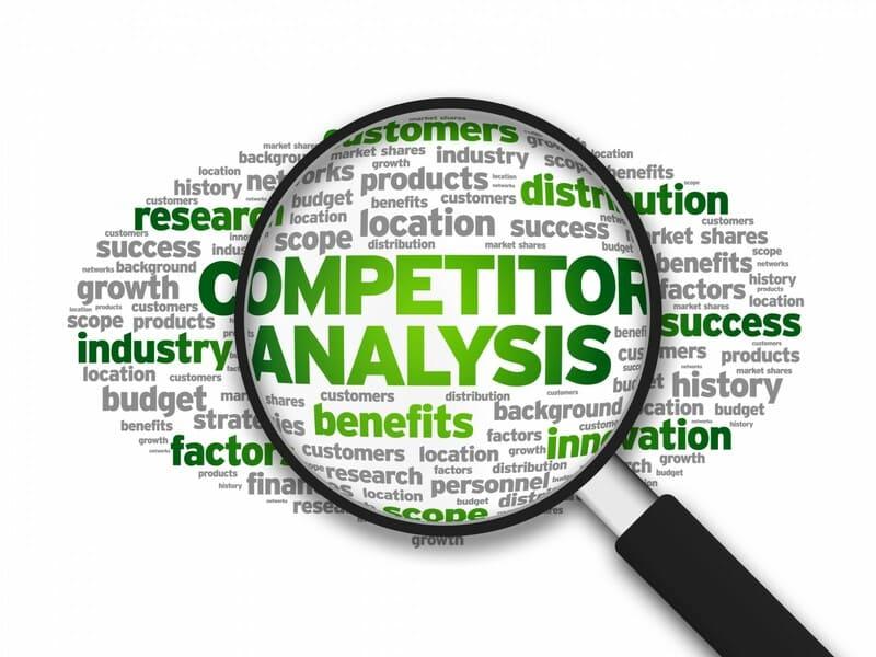 Технический анализ сайта конкурентов