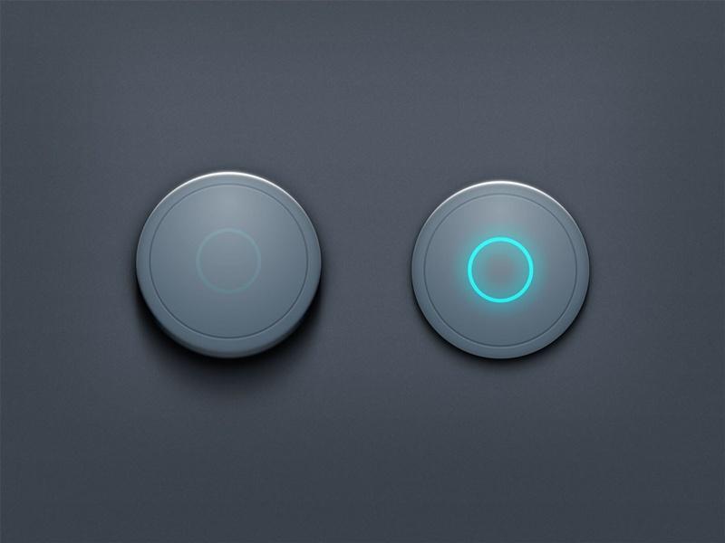 Состояние кнопки
