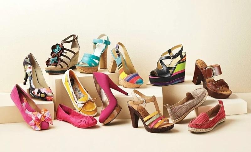 Реализация обуви