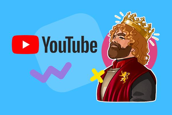Виджет YouTube для сайта