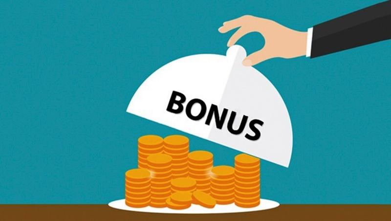Не жалейте бонусов