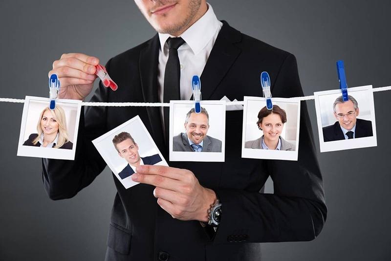 Поиск и наем сотрудников в удаленный отдел продаж