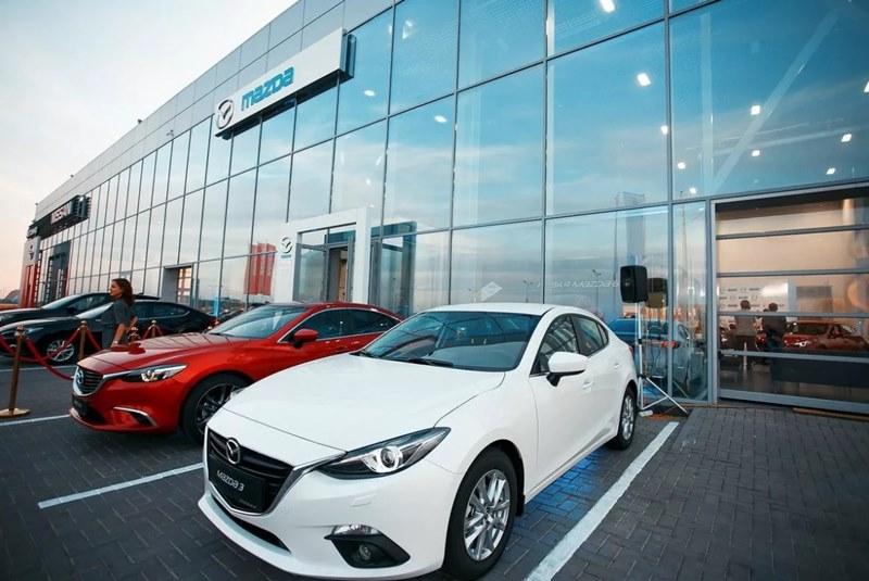 Новые автомобили, дорогая техника и электроника
