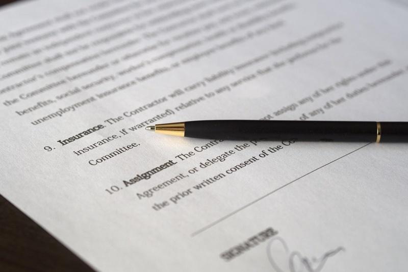 Классификация оферты по намерениям подписания договора