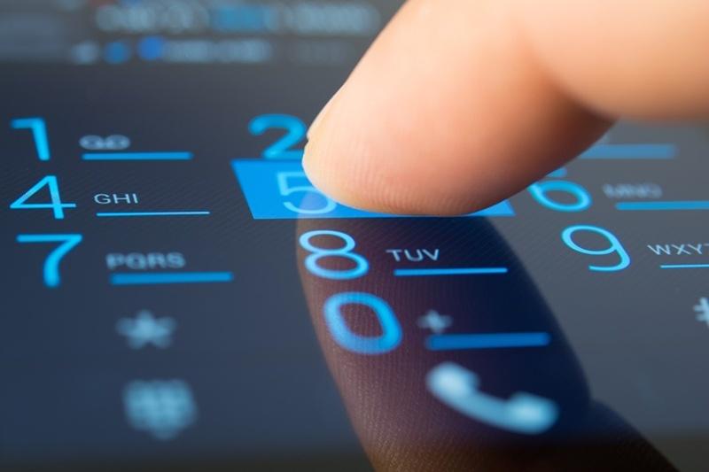 Правила размещения телефона на сайте