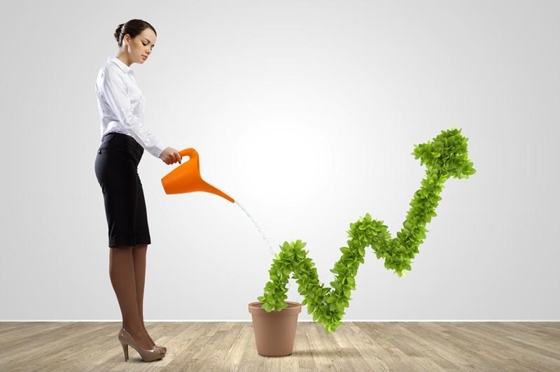 Наблюдается рост продаж
